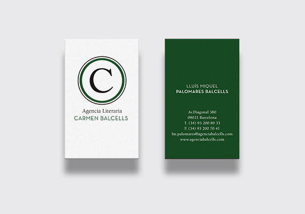 Mandaruixa_design_tarjeta_agencia_literaria_carmen_balcells